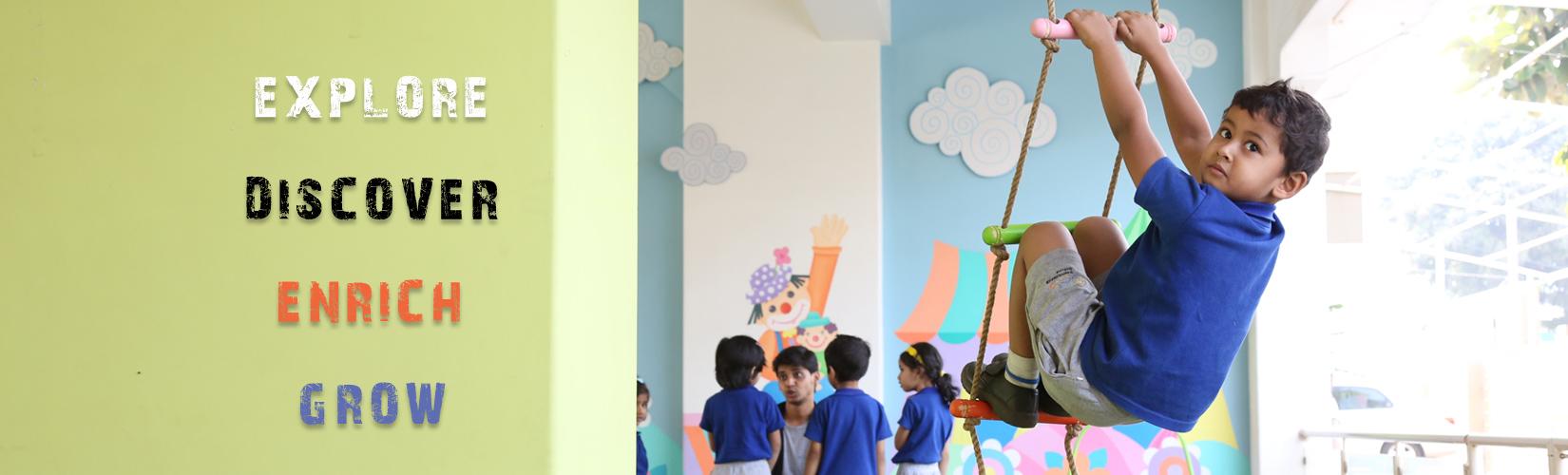 Pre-Schools in Navi Mumbai