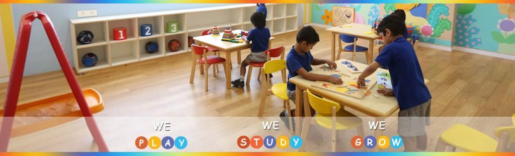 Play Schools in Vashi